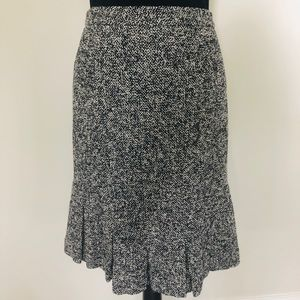Wool Ann Taylor skirt
